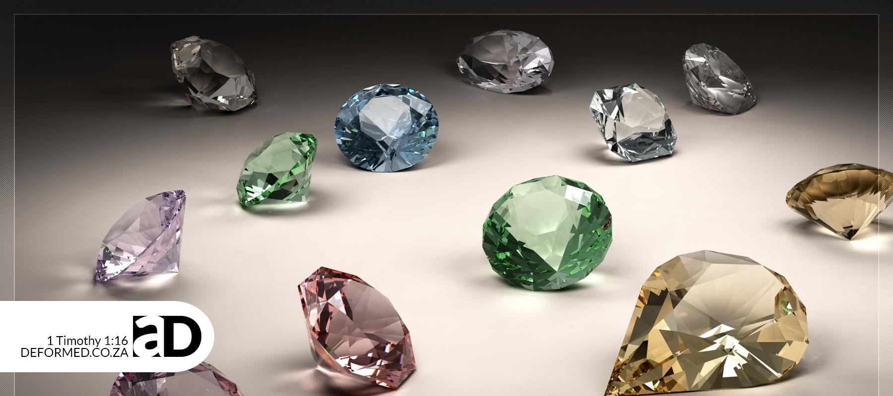 Zelophahadic jewels