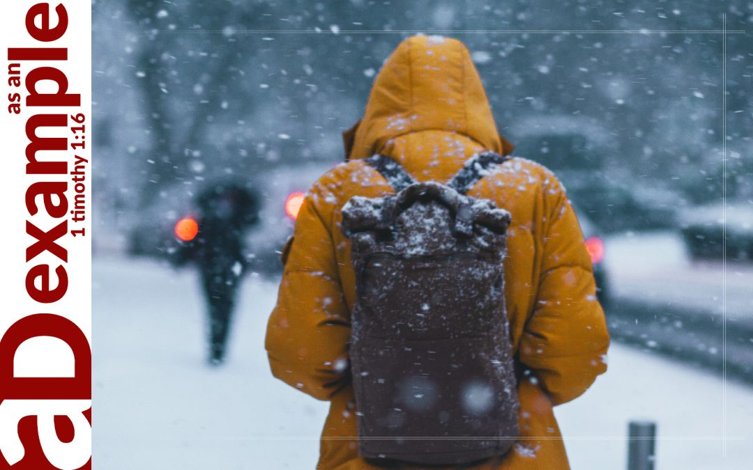 As Clothes against Cold (Psalm 35)